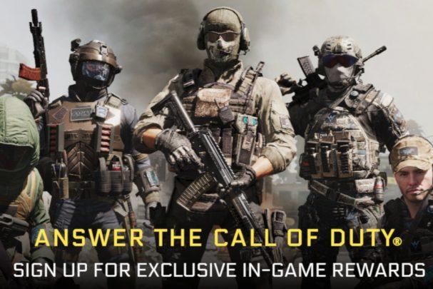 لعبة Call of Duty Mobile على أندرويد وأيفون مجاناً