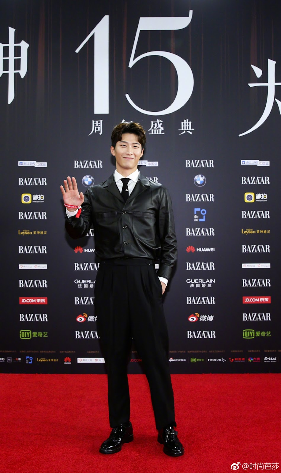 Red Carpet Shawn Dou