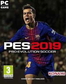 Pro Evolution Soccer 2019 - Download Game PC Iso New Free