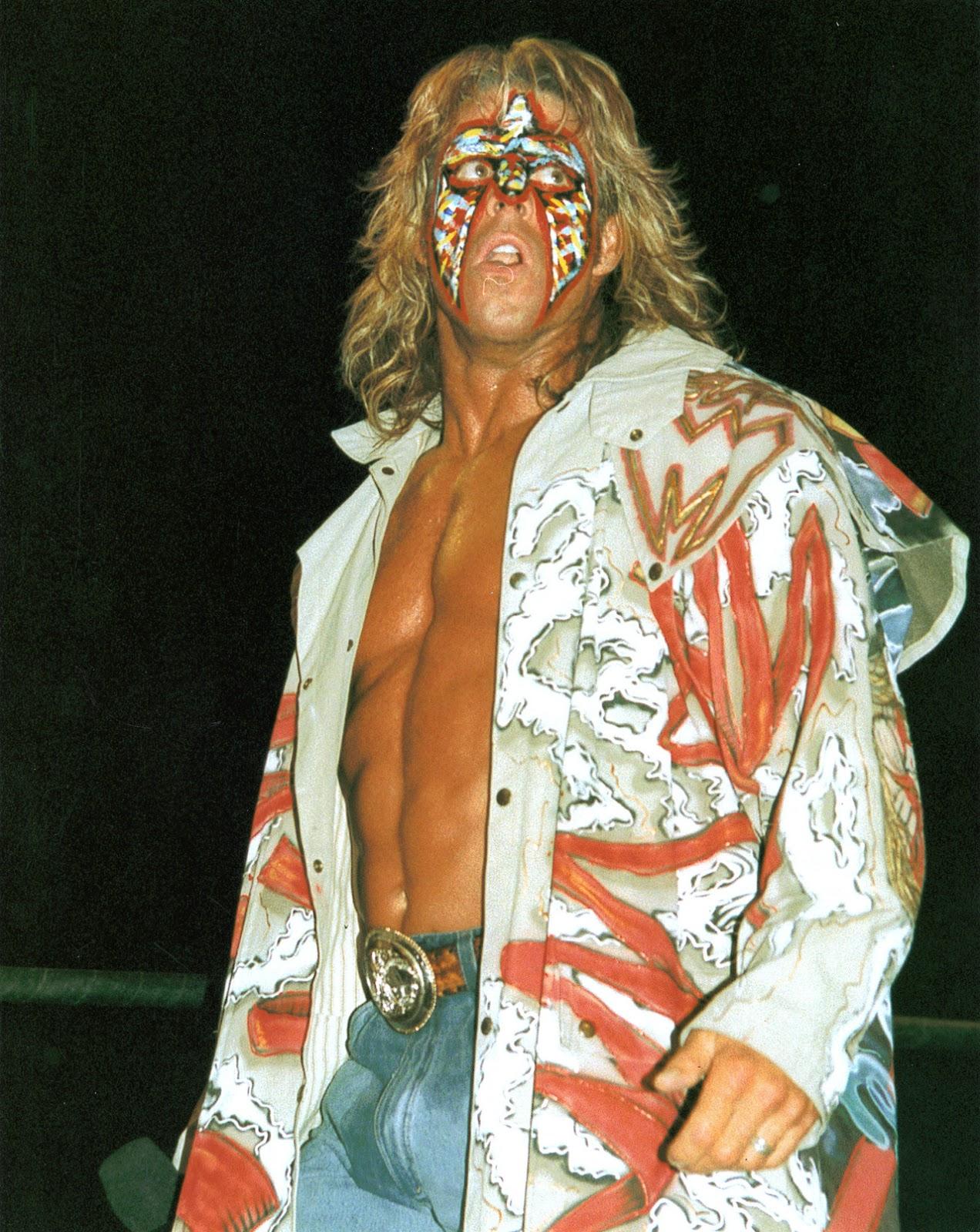 The Wrestling Insomniac: The Ultimate Warrior's WCW Run