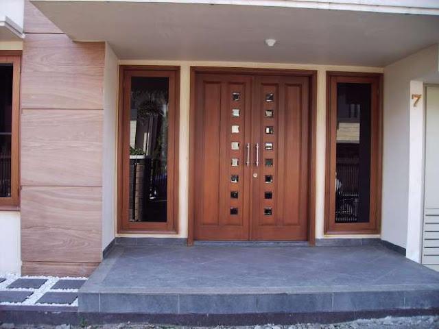 Cоntоh Model Pintu Rumah Minimalis Lengkap Terbaru