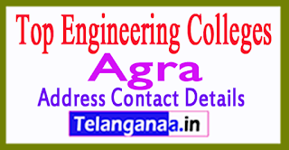 Top Engineering Colleges in Agra Uttar Pradesh