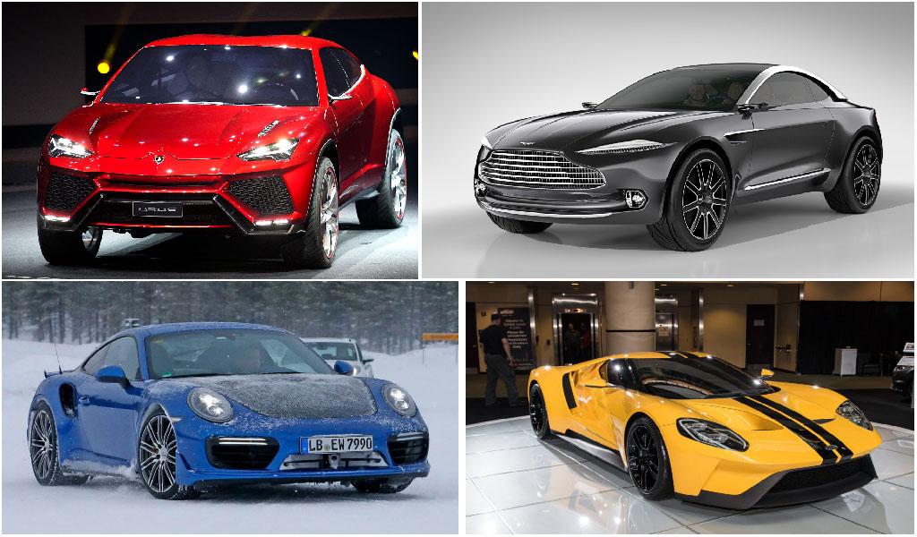 2017's Hottest Cars, car news
