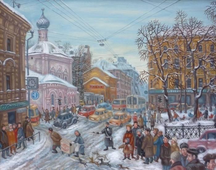 Лиризм и ирония. Сергей Волков