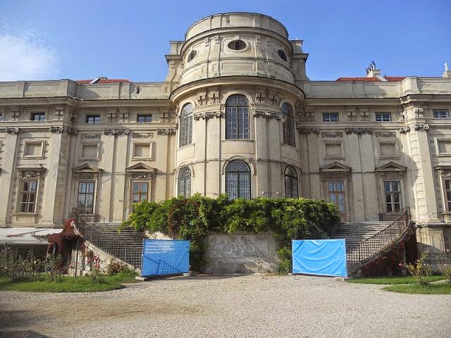 Schwarzenberg Palace - Vienna, Austria/Johann Luckas von Hilderbrant
