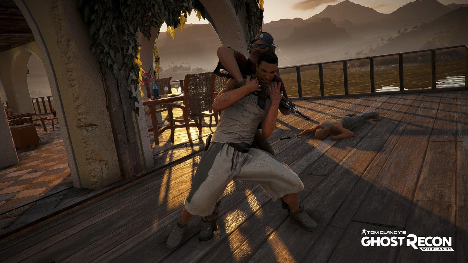Tom Clancy's Ghost Recon Wildlands ESPAÑOL PC PROPER (CPY) + REPACK PROPER 11 DVD5 (JPW) 4
