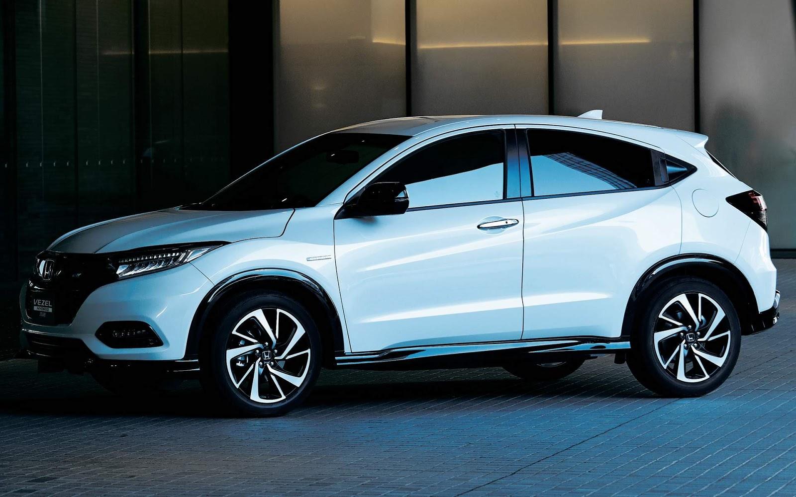 Honda hr v 2019 com facelift chega ao jap o detalhes for 2019 honda hrv