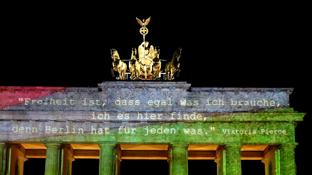 Brandenburger Tor - Festival of Lights