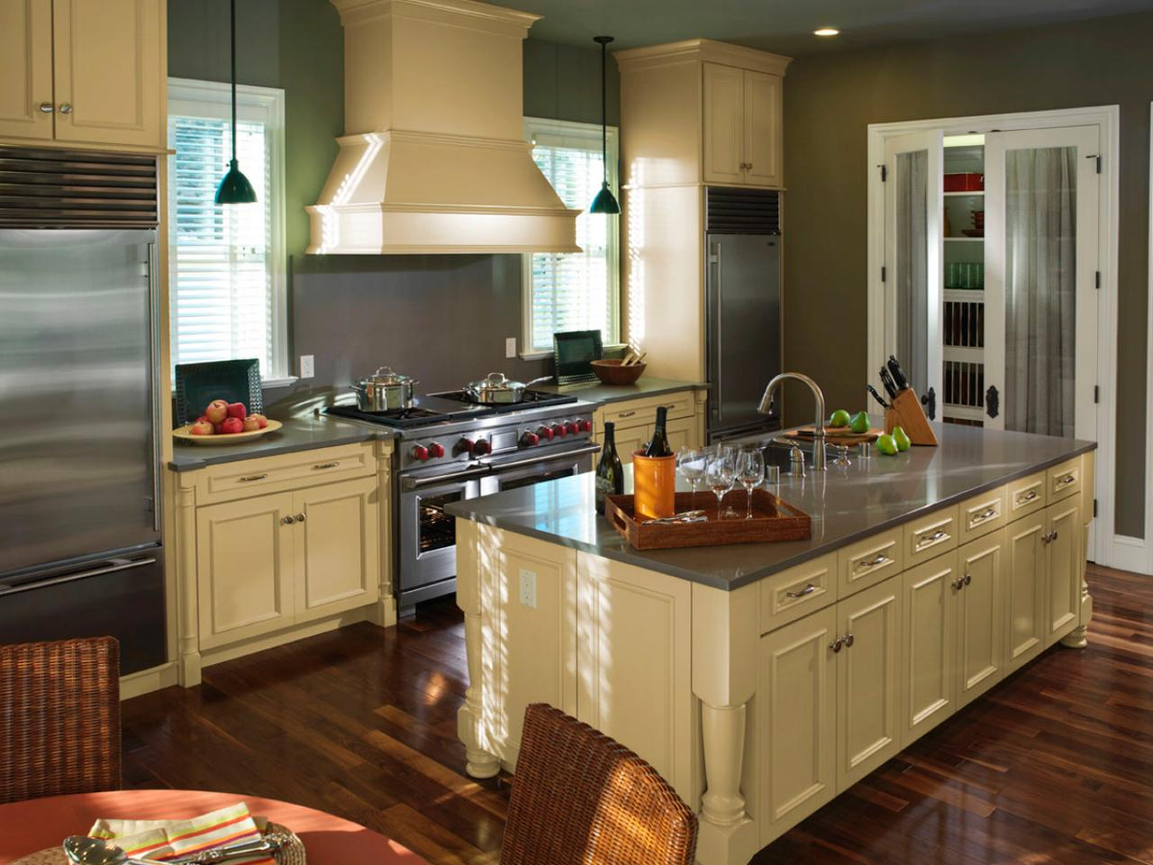 Different types of kitchen design bahay ofw for Different kitchen designs
