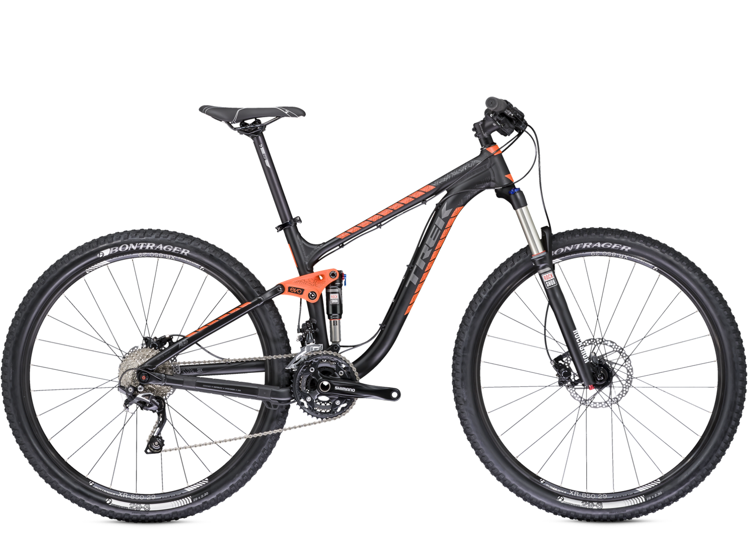 Review Trek Fuel Ex 6 29er