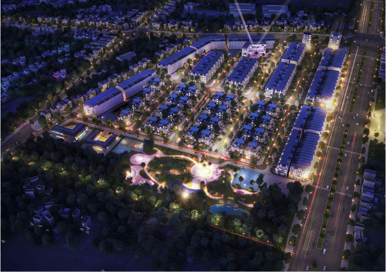 Đã đến lúc mua nhà phố tầm trung - Shophouse Móng Cái - Gold Park