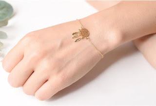 bracelet cadeau atrape rêves