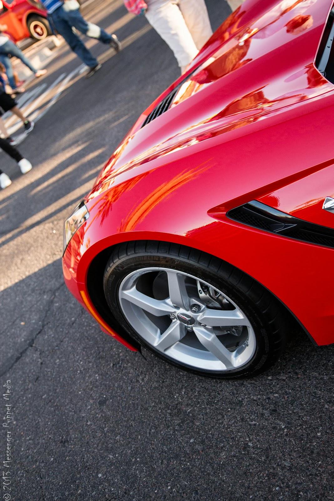 2014 Chevrolet Corvette C7 stingray