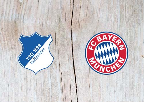 Hoffenheim vs Bayern Munich  Full Match & Highlights 18 January 2019