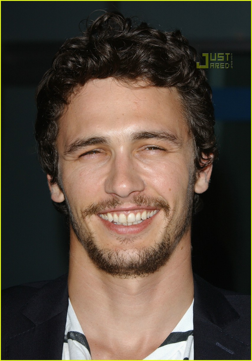 james franco facial hair this is the end - photo #16