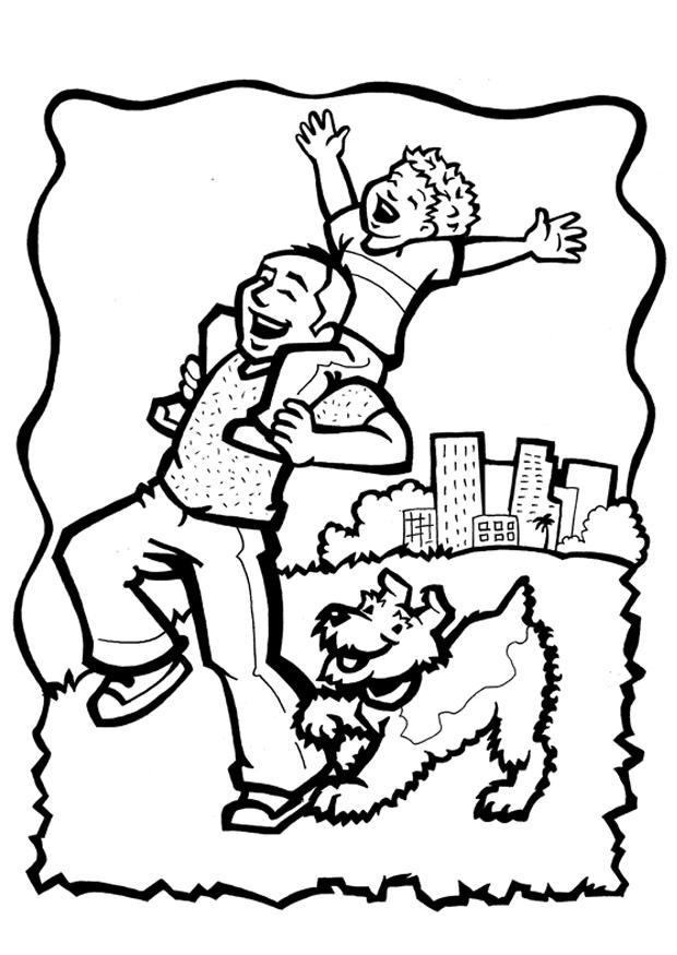 Dia Dos Pais Desenhos Para Cartoes Atividades Para Colorir