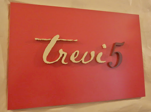 Experience an authentic modern Italian dining experience at Trevi 5 in The Hershey Hotel #HersheyPA