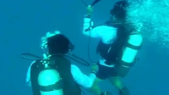 Cerita Mistis, Penyelam JT 610 Dipanggil Sosok Wanita di Dasar Laut