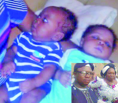 twins born 17 years childlessness die fatal car crash