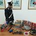 Giovinazzo (Ba). Ritrovato dai carabinieri, in un trullo abbandonato, un arsenale di munizioni. Migliaia le cartucce sottoposte a sequestro [CRONACA DEI CC. ALL'INTERNO] [VIDEO]