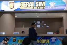 Gak Pake Ribet! Berikut Syarat Perpanjangan SIM di Gerai Blok M Square