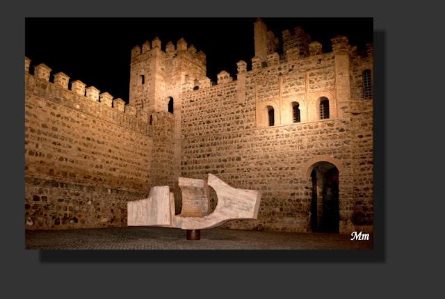 fotos nocturnas de toledo, realismo mágico, el greco,