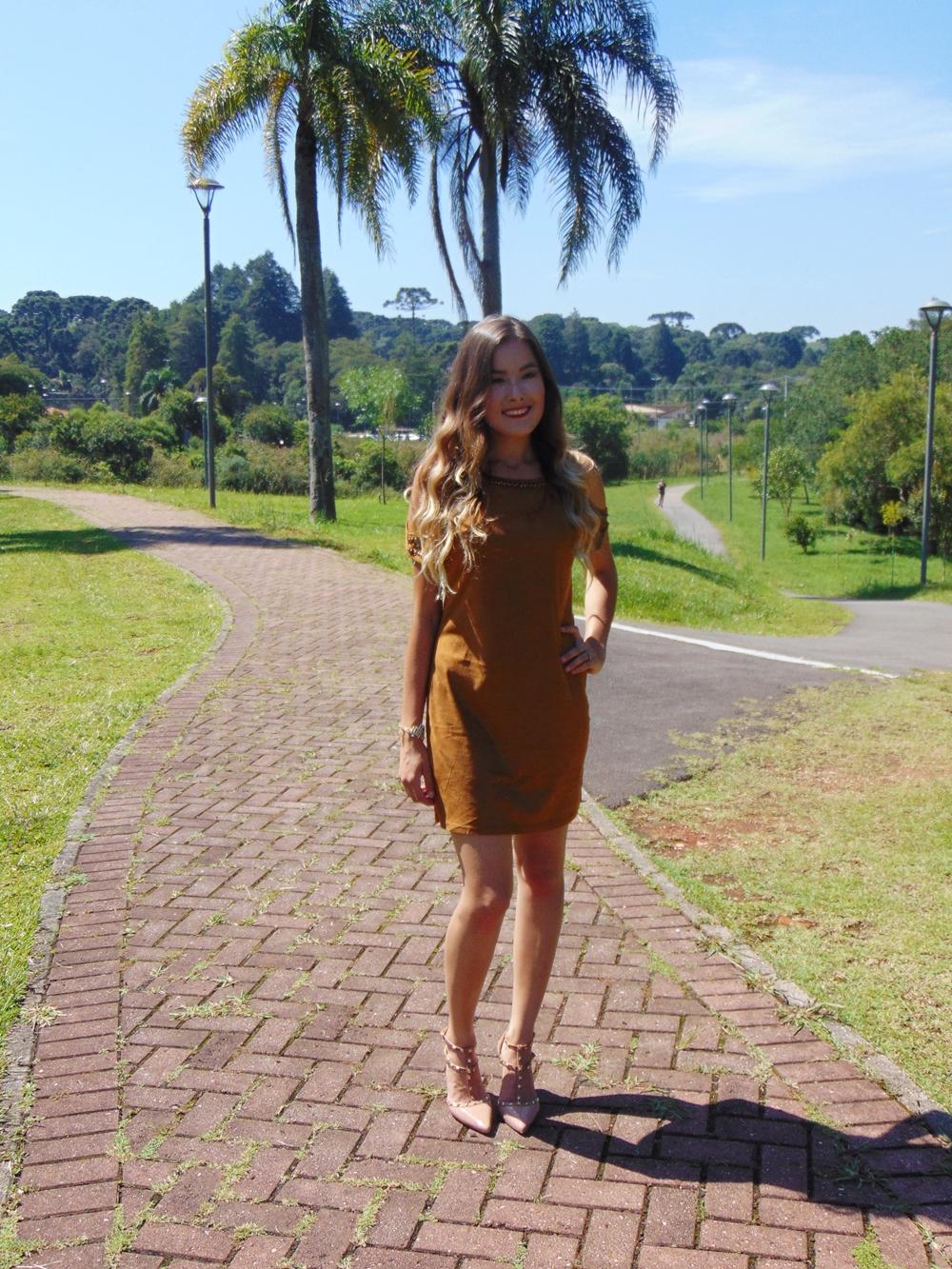 Look com sapato valentino - Ally Arruda