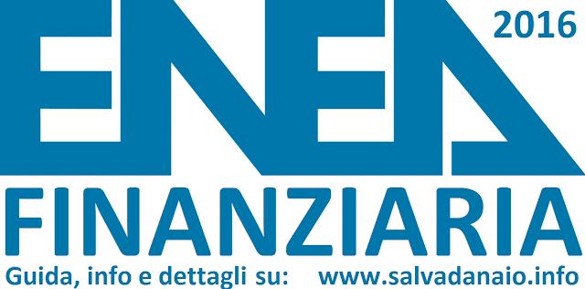 Finanziaria 2016 enea - nuovo portale detrazioni