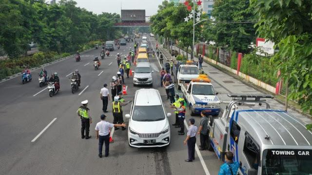 Polri-TNI Siagakan 340 Ribu Untuk Pengamanan New Normal di 4 Provinsi