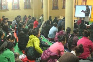 TCV Chauntra Teachers Orientation