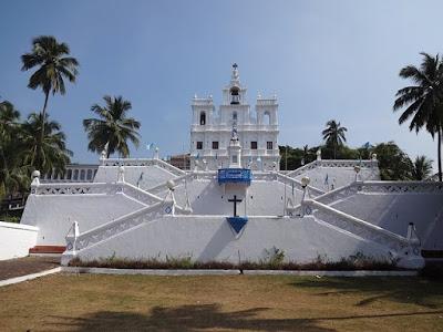 Famous Church Goa