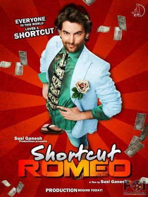 shortcut romeo movie poster