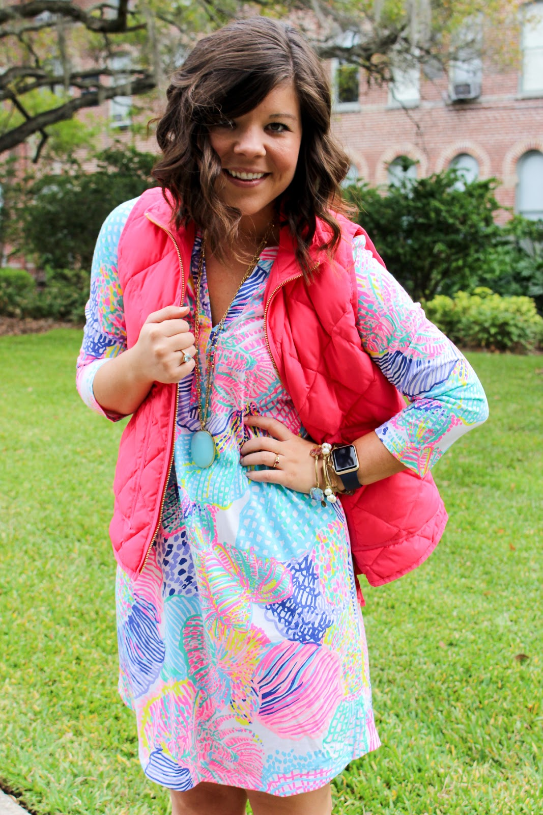 """How to """"Winter-ize"""" Your Lilly Pulitzer"""