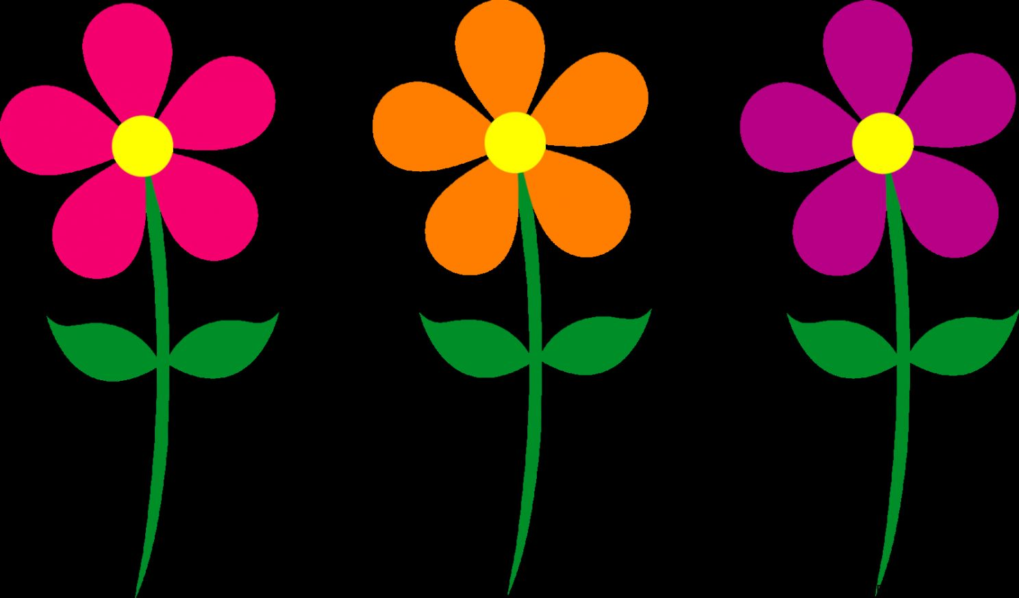 Happy Spring Banner Clip Art | Wallpapers Gallery