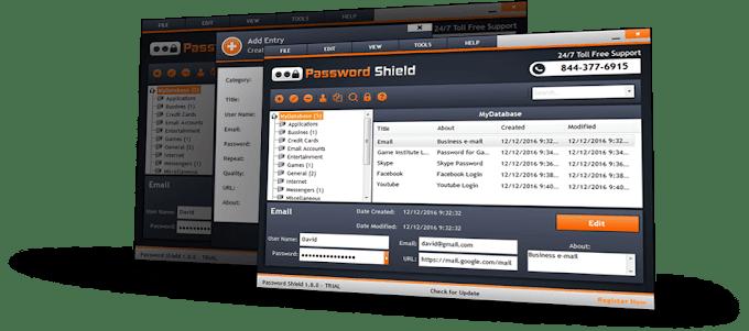 Password Shield Pro Serial