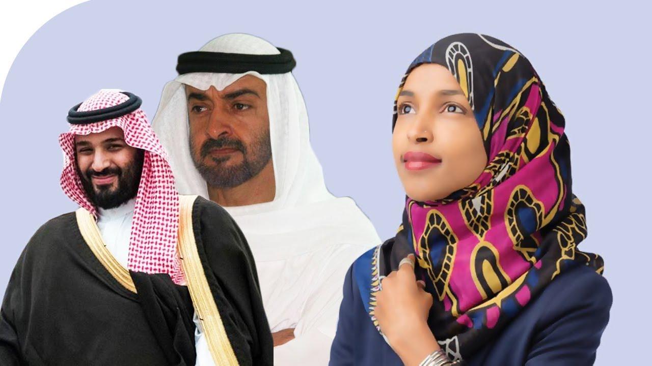 مقال : الصومالية إلهان عمر تفوقت على أمة المليار
