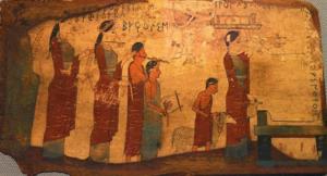 Αμφιδρόμια: Η εντυπωσιακή τελετή «ένταξης» του νεογέννητου στην οικογένειά του στην αρχαία Ελλάδα!