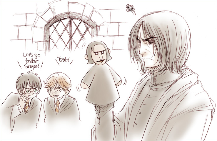 Severus Snape: 2011