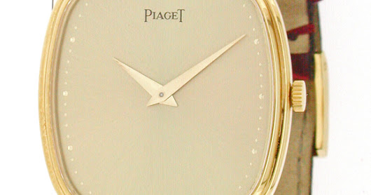 Watch Is It / Day 13 - Piaget