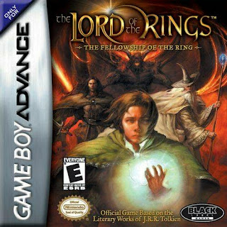 Lord of the Rings - the Fellowship of the Ring ( BR ) [ GBA ]