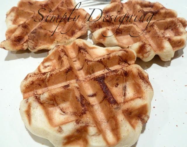 Waffles+01 Cinnamon Bun Waffles 7