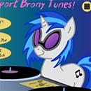 DJ Pon 3 Support Music Box