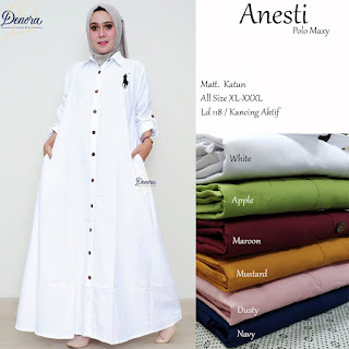 Anesti Polo Maxy by Denora Fashion