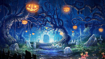 halloween desktop photos