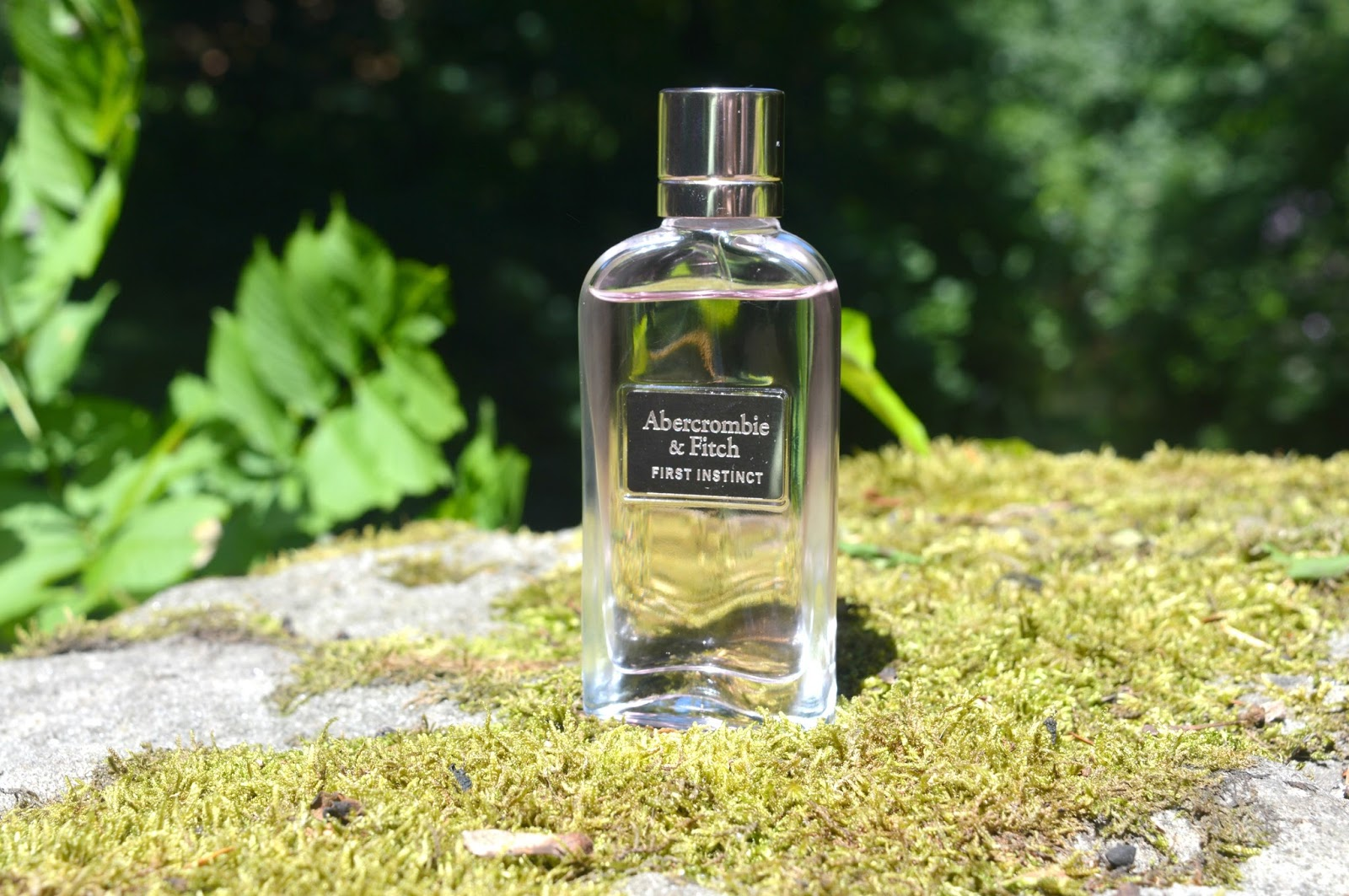 Summer Fragrances at House of Fraser, Intu Metrocentre - Abercrombie and Fitch First Instinct