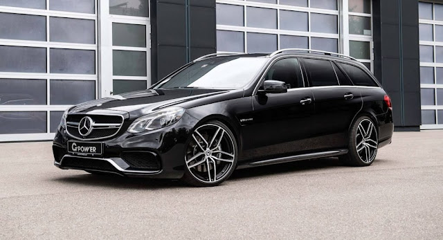 AMG, G-Power, Mercedes, Mercedes AMG, Mercedes E-Class, Mercedes E63 AMG, Reports, Tuning