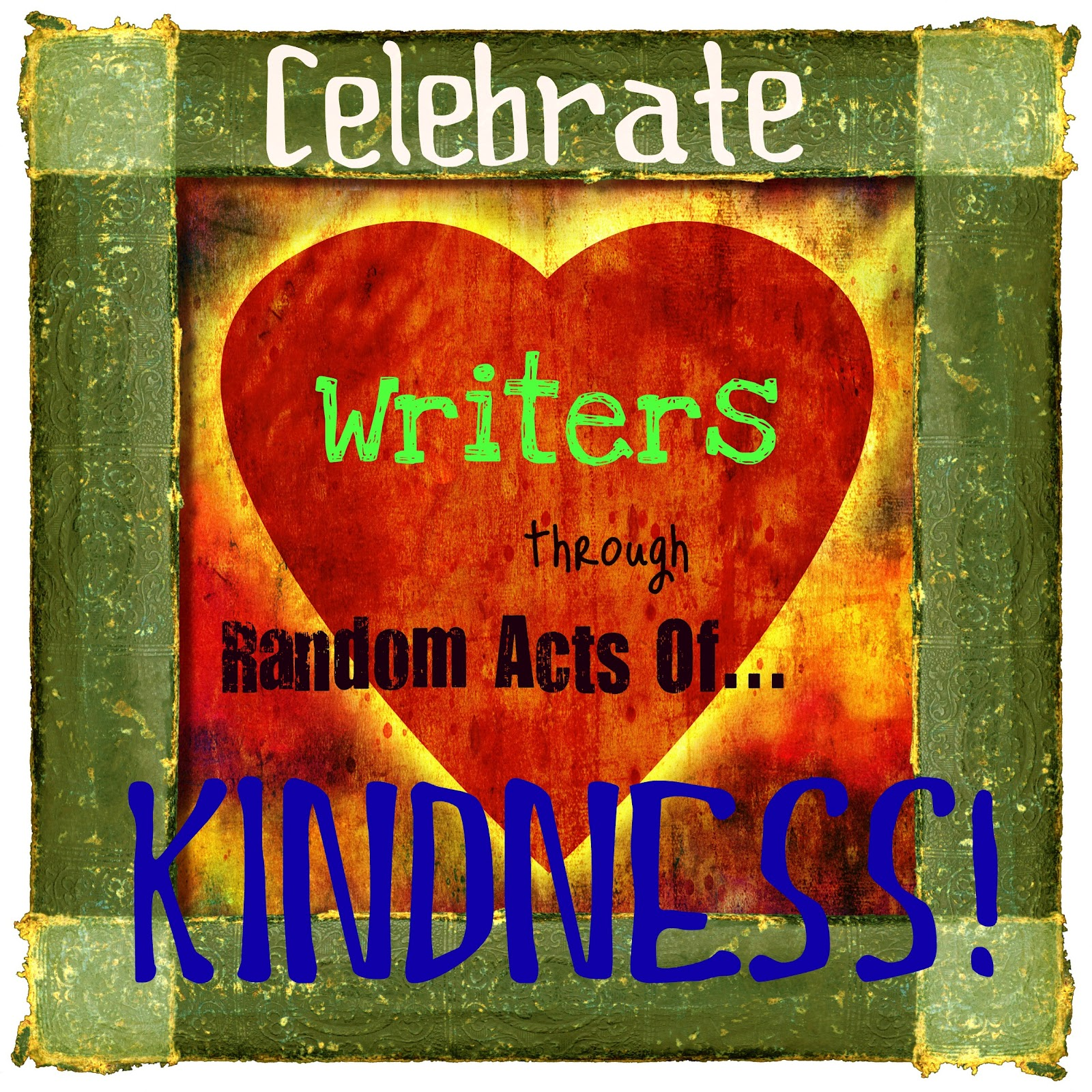 Random Act of Kindness BLITZ!