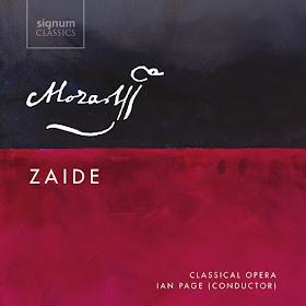 Mozart - Zaide - Classical Opera - Signum