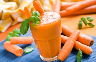 Морковная маска от прыщей и для увядающей кожи