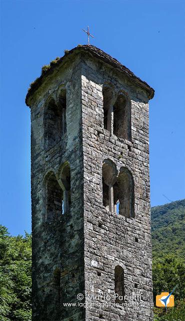San Maurizio a Porlezza